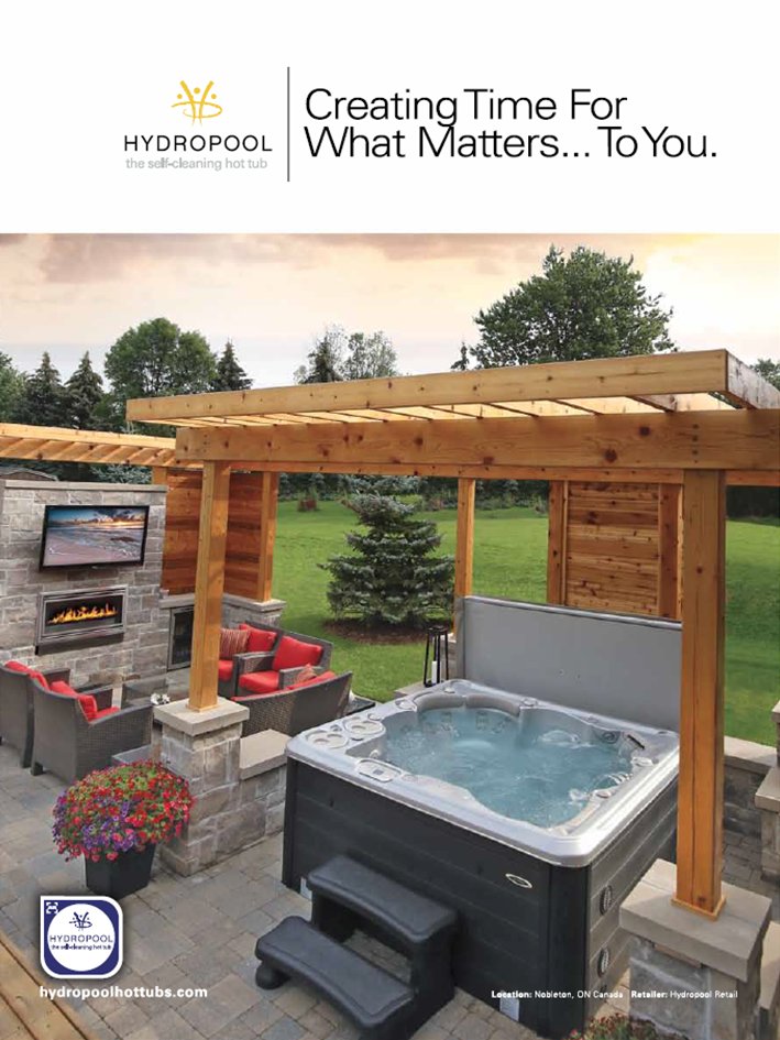 Hot Tub - Self Cleaning Brochure