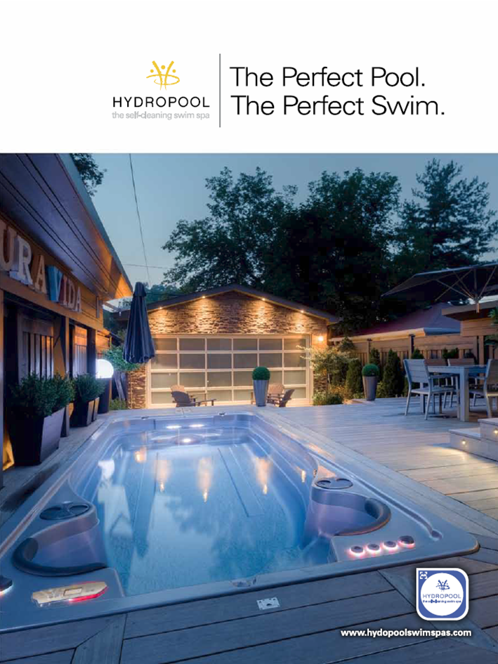 Swim Spa Brochure